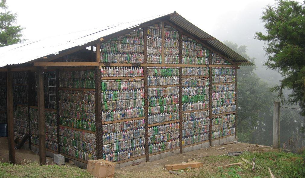 reciclaje botellas